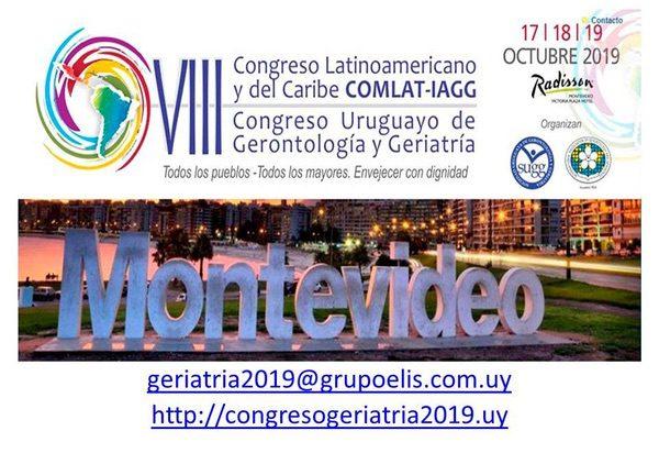VIII Congresso Latinoamericano Y del Caribe Octubre 2019
